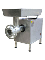 A Commercial Meat Grinder